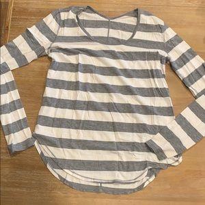 Lulu striped long sleeve
